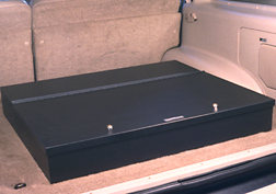 SUV Security Storage Box